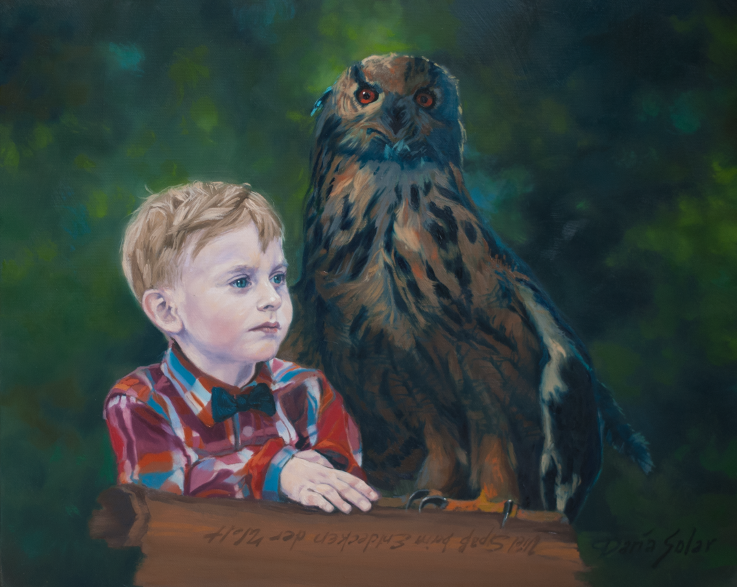 Max and the Owl