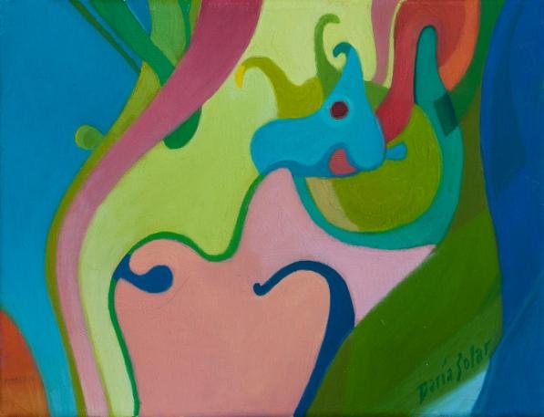 Nemo by Daria Solar 18x24 oil on canvas