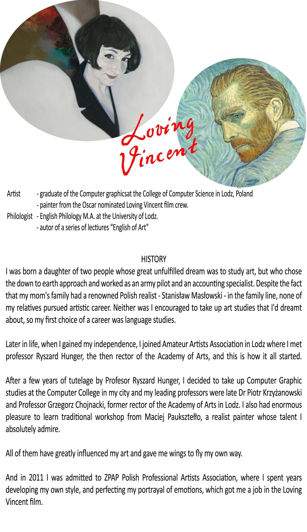 HISTORY NA WWW z Darią i Vincentem ANG
